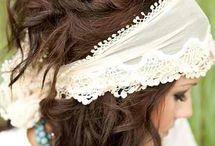 Hipie hair