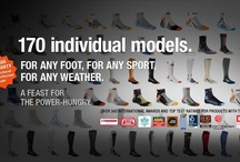 X-SOCKS for any foot, for any sport, for any weather.