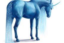 magische Pferde