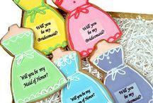 Weddingish cookies