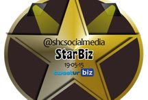 #Tweetursis / Twitter Hour supporting & promoting women in business! Featured #StarBiz & #Tweetursis winners.