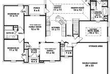 floor plans / by Maymana Kaissi