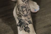 rose tattoo ☼