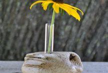 driftwood..blomst