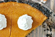 Fall Food / Fall Food - Food that is inspired by flavors used in the fall.