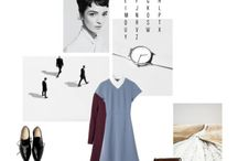 Mood Boards by Angie Palmai / Finding Harmony