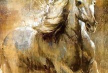 quadro de cavalo