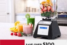 Vitamix Recipes / by Jenny Fountain