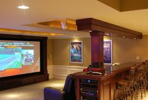 Home- Theater Room