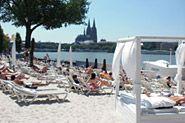 Sommer Rheinland