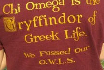 Chi Omega ;) / Only the best join the Nest. / by Rachelle Golich