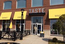 TASTE @ Greenbrier / Located at 717 N. Eden Way, Unit 600. We look forward to seeing you! 757-424-4583