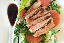Steak Recipes / Collection of recipes for steak.   Lots of brilliant ideas for how to make steak taste great!  Super recipe ideas for sauces as well as recipes containing steak.