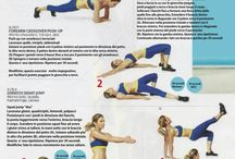 Fitness workout ️