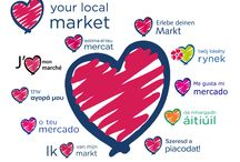 LYLM Global  2016 / The global 'Love Your Local Market' (LYLM) campaign is an annual event celebrating wholesale & retail (street) markets, supported & coordinated by WUWM. Thiis year it will take place during May