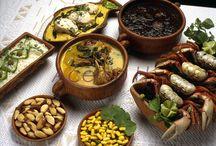Comida típica do Brasil