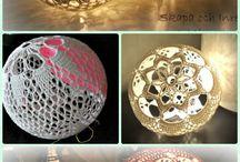 Lamp Crochet