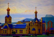 Christian Churches / by Andrew Grossman