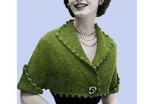 Vintage tricot