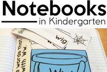 Kinder Interactive Notebooks