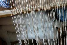Kolíkové tkaní