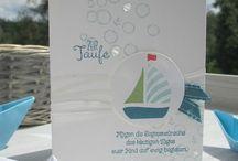 Taufkarten