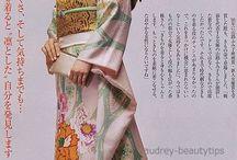 Kimano girl