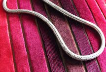 Hand made jewellery / Hand made jewellery with semi-precious stones by Chandni Chowk.