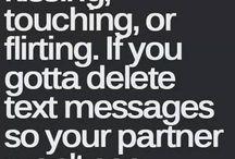 ** Truth Uttered **