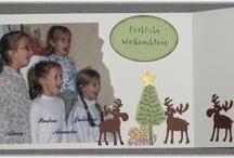 Christmas - Weihnachten rund um Stampin' Up!