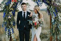 Campbell Wedding (the look/feel/colors)