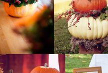 My Wedding Ideas / Autumn wedding ideas