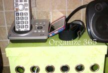 Organization - Technology / by Lisa @ Organize 365