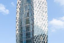 towers / architecture