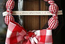 ajtókoszorúk / door wreaths