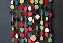 cortinas fiestas