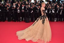 10 Most Glamorous Looks at Cannes 2016 / There is no shortage of glamour at the annual Cannes Film Festival. Click through for our selection of the most mesmerizing gowns and outfits to grace the Riviera.