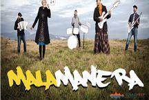 MALAMANERA / Live event