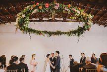 Botanical / Botanical inspired wedding