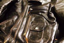 Buco Leather Jacket