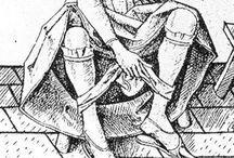 Moda średniowieczna