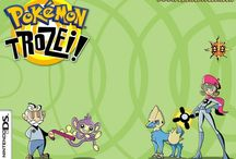 Pokemon Trozei / Official artwork from Pokemon Trozei, the game which is known as Pokemon Link in Europe. This gallery includes logos, a map of the Trozei region and artwork of Lucy Fleetfoot and her Pokemon. More info on this game @ http://www.pokemondungeon.com/pokemon-link-trozei