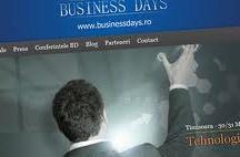 Evenimentele marca Business Days in 2013