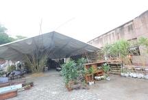 The Park's Totem Cafe