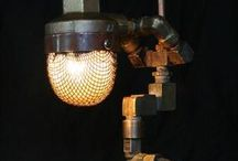 LAMPS / by Susan Kinsey
