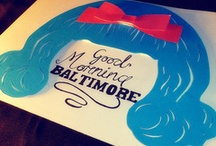 bmore wedding inspiration / by Susan Whatley McArdle