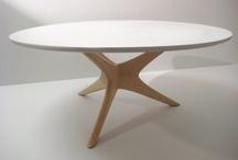 stoly, stolečky