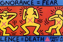 Keith Haring / by POZ Magazine