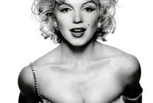 Marilyn  / About Marilyn Monroe / by Cristina Drumond