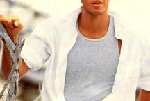 Clio and Enrique / Inspiration for romance novel